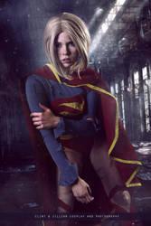 Supergirl IV - New 52 - DC Comics by FioreSofen