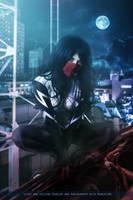 Silk IV - The Amazing Spiderman - Marvel Comics by FioreSofen