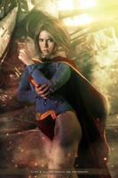 Supergirl V - New 52 - DC Comics by FioreSofen