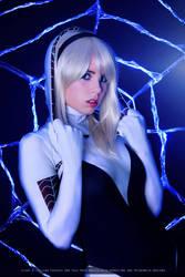 SpiderGwen - Marvel Comics by FioreSofen