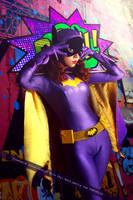 Batgirl - Batman 60' by FioreSofen