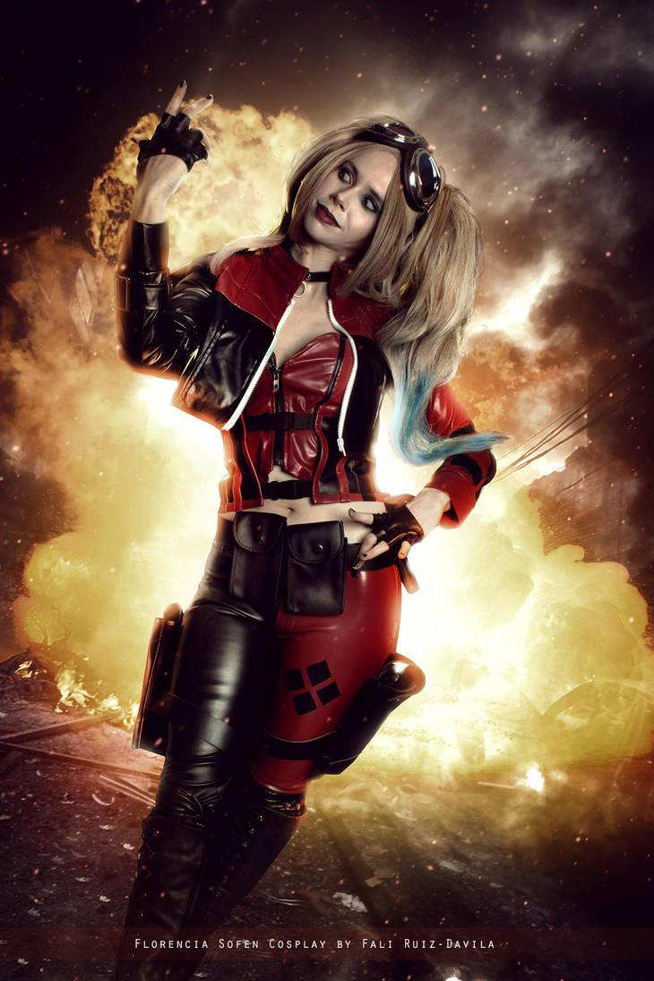 Harley Quinn - Injustice 2 - DC Comics by FioreSofen