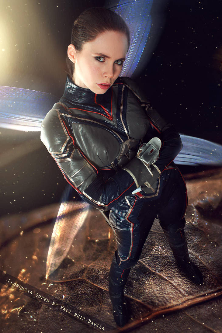 Wasp - Marvel Cinematic Universe by FioreSofen