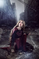 Supergirl - DC Comics by FioreSofen