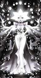 White Diamond - Shining by Invidiata
