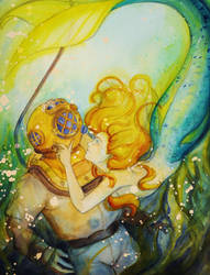 Rapture of the Deep by kara-lija