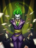 Joker by KamuiHAX
