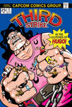 Third Strike comic book by bowbood
