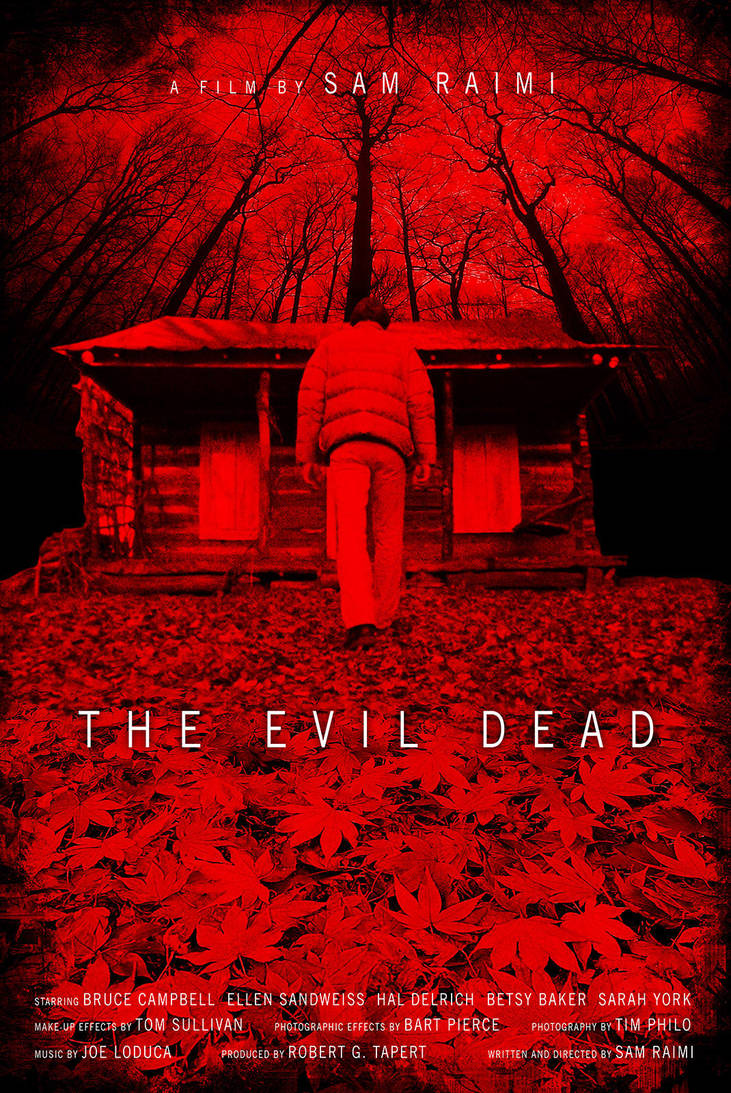 The Evil Dead by bowbood