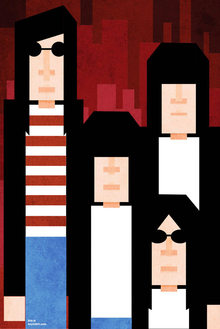 Ramones by bowbood