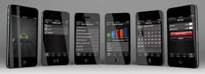 iOS4 iInstruct app UI design by mrlash