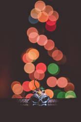 Festive bokeh by rguite