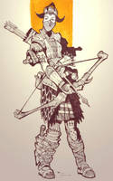 Mongolian_Assassin by Giby-Joseph