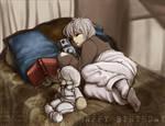 DN - deep sleep by amanokawa