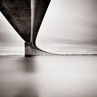 Island bridge by xavierrey