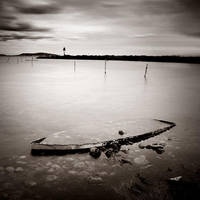 Old boat by xavierrey