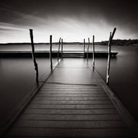 Les pieds dans l'eau by xavierrey