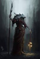 Corrupted Wanderer by ReznovKG