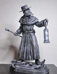 Plague Doctor by DellamorteCo