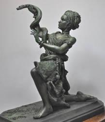 Marie Laveau, Voodoo Queen of New Orleans, 2 by DellamorteCo