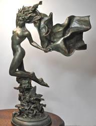 Titania the Fairy Queen, 3 by DellamorteCo