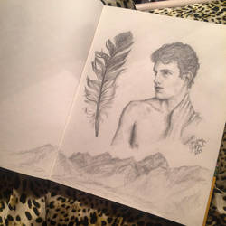 Untitled Sketchbook Spread by Lady-Twilight-Eyes