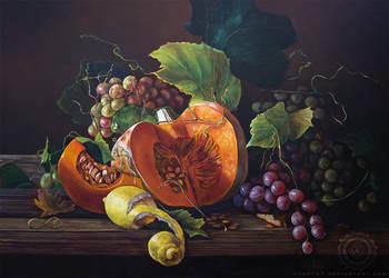 Pumpkin by Cyan707