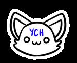 owo sticker YCH [OPEN] by JetjetJ