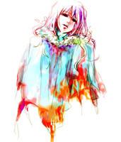 Sadness by lipflowerX