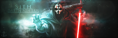Darth Nihilus Signature Banner by xXDeeJay