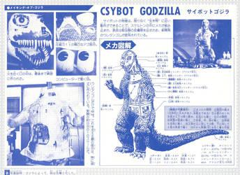 Godzilla '84 Still: Robozilla? by geekspace