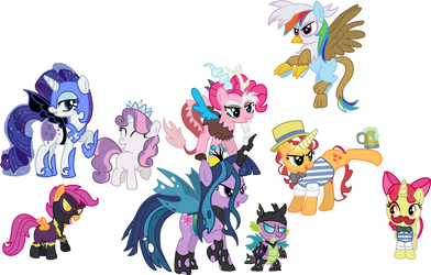 Nightmare night what a fright no BG version by schnuffitrunks