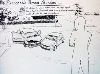 The Reasonable Person Standard by CaitlinWonder-Girl