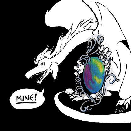 Mine! (for Wyrding Studios) by CaitlinWonder-Girl