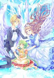 Angel's song by zedaziz