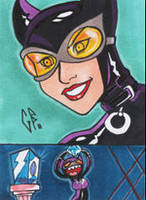 SketchCard: Catwoman_4 by Axigan