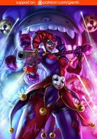 Harley Quinn Fanart by Axigan