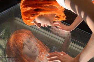 Leeloo Reflection by Bodatheyoda
