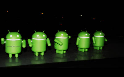 Android Army by 0mille0