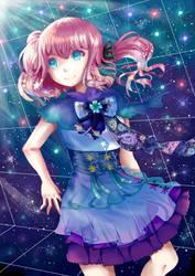 Interstellar Indulgence by Shiyumi-Neruka