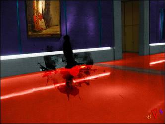 Shadows lie by RedishDragon