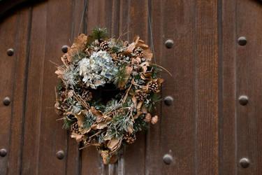 Wreath by RedishDragon