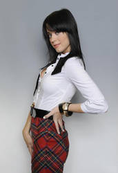 Katy Perry in Dress 2 by starorange06