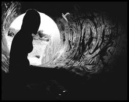 jonell's silhouette by xjust2niteok