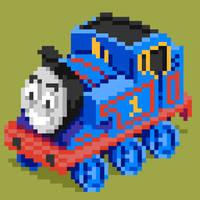 Train by hivernoir