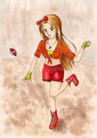 Katie by MariaMauva