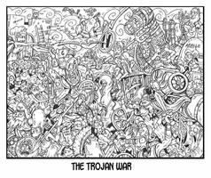Trojan War by ZacharyParker