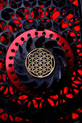 Flower of Life by SteviGoodStuff