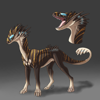 Runner Species Auction - Sold by Onyxeva