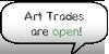 Art Trades Open - Bubbles by Coloran